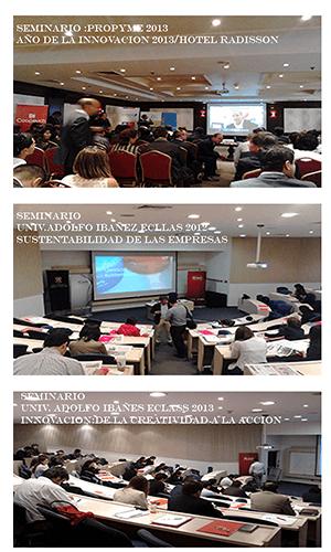 seminarios flyer 2 Chile & Travel 2013